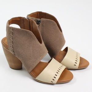 Emu Australia Sarabah Ever Natural heel tan brown